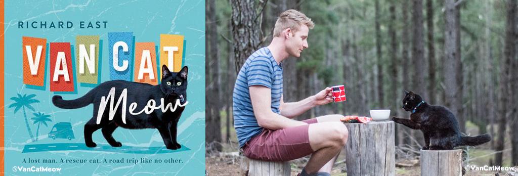6d9ea20beb0f89 Simplify your life. Van Cat Meow Richard East provides tips. Rich ...