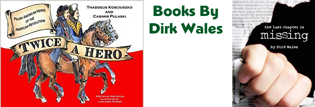 dirk-two-books-not-used