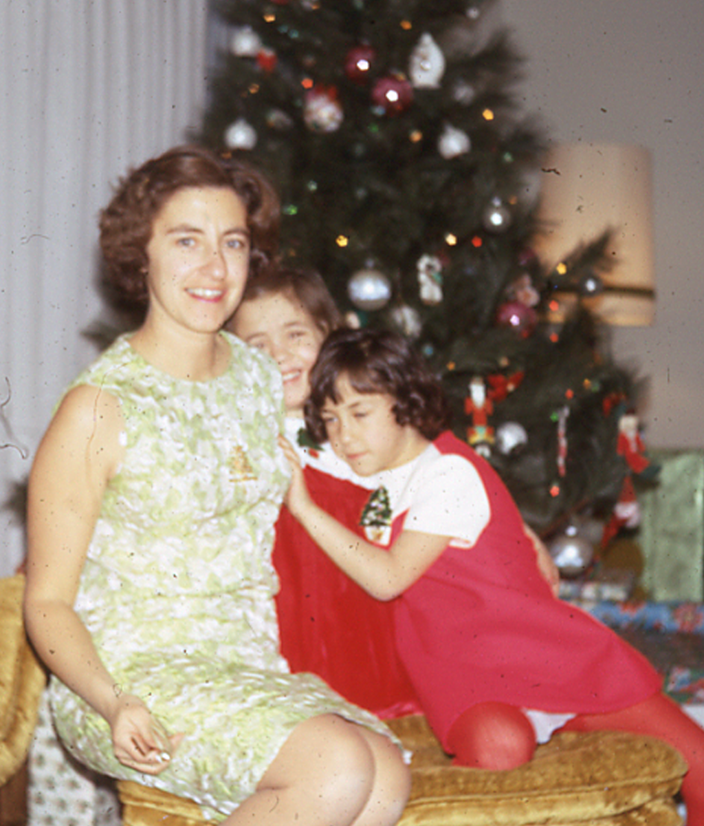 Linda, Mom and Catherine